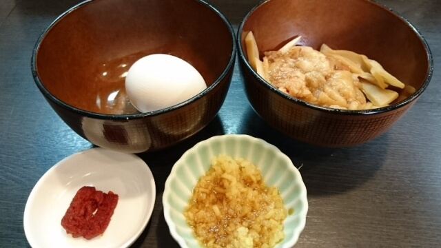 自家製麺 NO11 味変