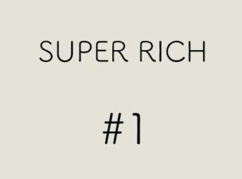 SUPER RICH 第1話